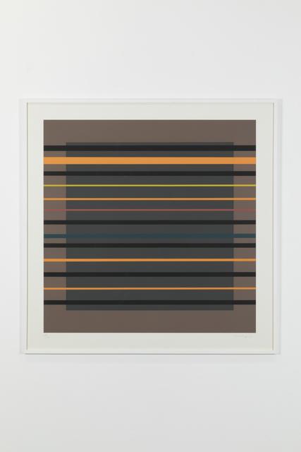 , 'Composition, 105/125,' 1980, Galerie Denise René