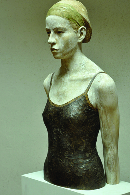 Bruno Walpoth, 'Tania II,' 2013, C.A.M Galeri
