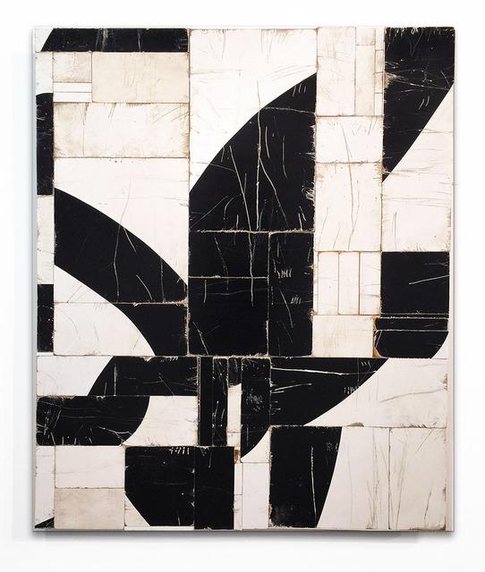, 'Contour,' 2016, Jennifer Kostuik Gallery