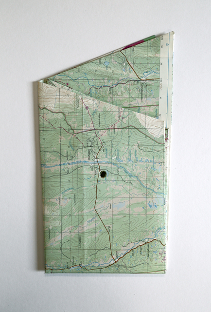 , 'Untitled (Map),' 2007, Museum Boijmans Van Beuningen