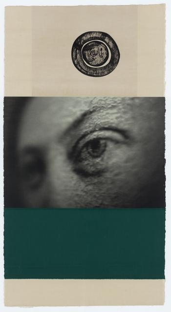 , 'visite ii,' 2009, Gemini G.E.L. at Joni Moisant Weyl
