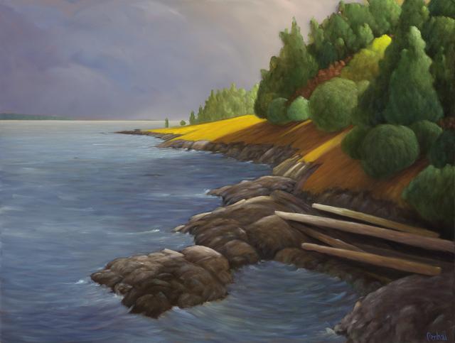 , 'The Gulf,' 2018, Gallery Jones