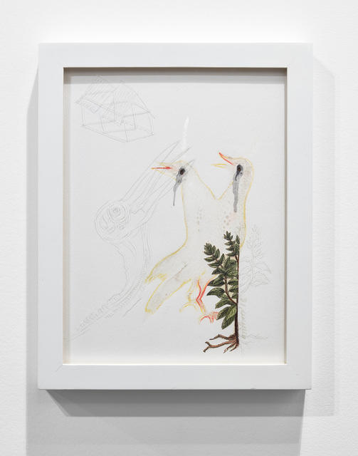 , 'Half - Home-4,' 2016, Galerie Nathalie Obadia