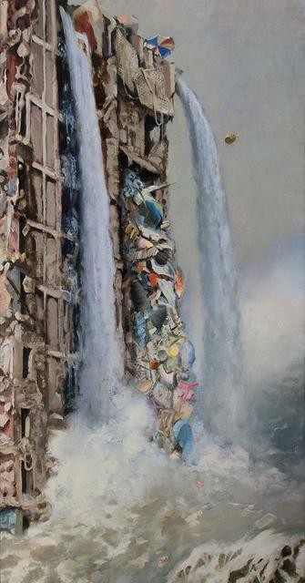 , 'Deposition III: Plascade,' 2015, Catharine Clark Gallery
