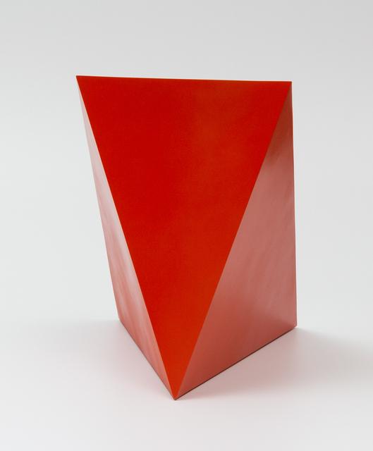 , 'Pirâmide,' 2015, Galeria Raquel Arnaud