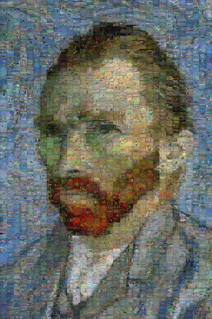 , 'Van Gogh,' 2003, Tangent Contemporary Art