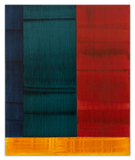 , 'Study with Red 1,' 2014, Sundaram Tagore Gallery
