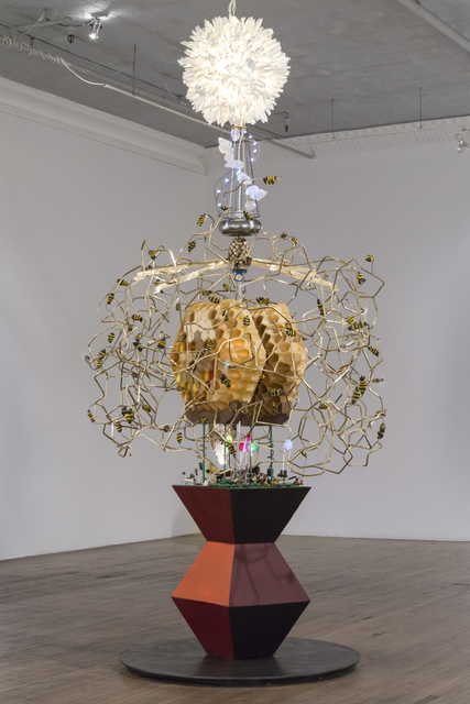 , 'The Beekeeper,' 2015, Ronald Feldman Fine Arts