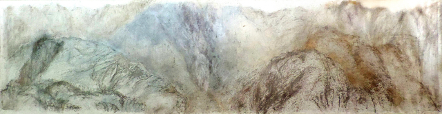 , 'South Cross Mountain Ridge,' 2007, Yuan Ru Gallery