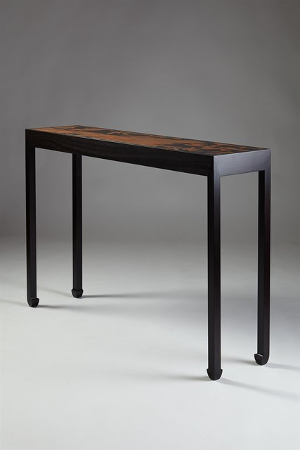 , 'Console table,' 2000, Modernity