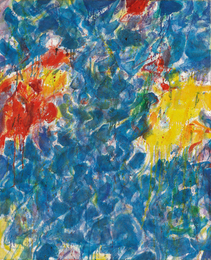 Sam Francis, 'Composition,' 1954, Sotheby's: Contemporary Art Day Auction