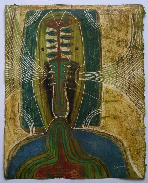 Guillermo Pacheco, 'Sin titulo (GUP-P-12)', 1998, Galería Quetzalli
