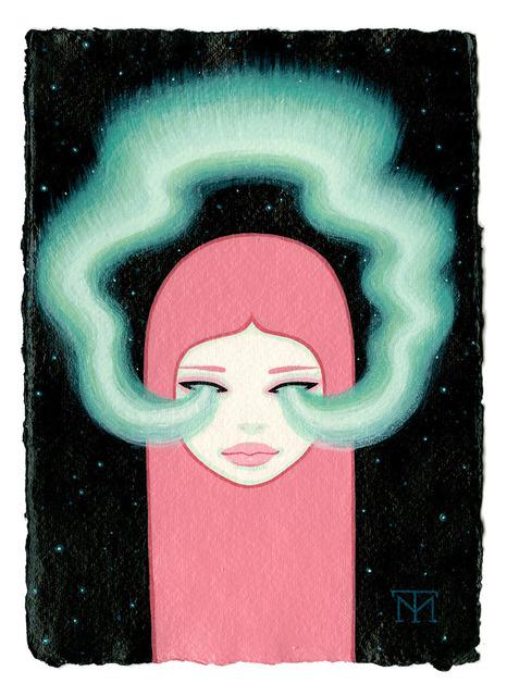 , 'Aurora,' 2013, Jonathan LeVine Projects