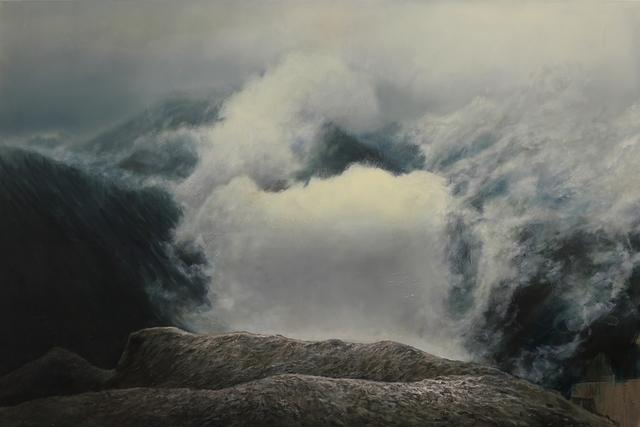 , 'Gunung,' 2017, REITER