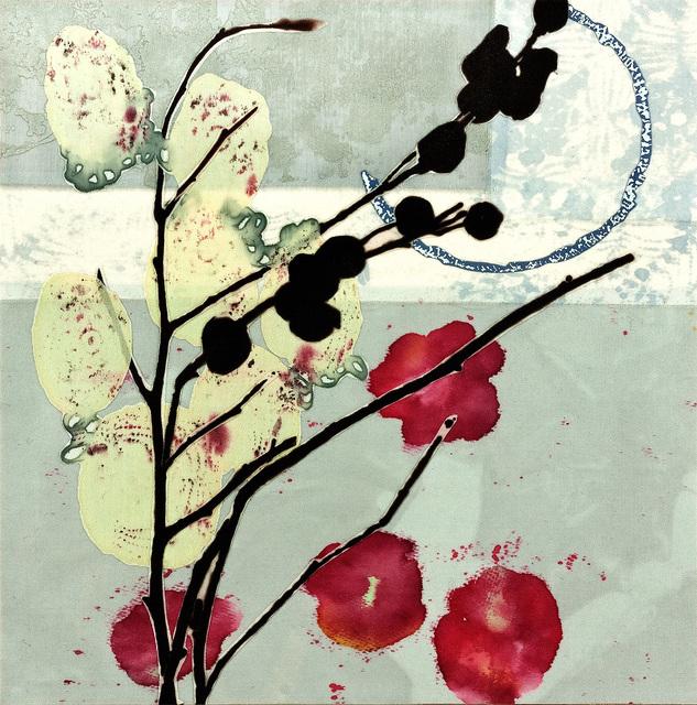 , 'Four Red Flowers,' 2017, Patricia Rovzar Gallery