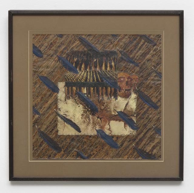 , 'Umbia,' 1977, Roberts & Tilton