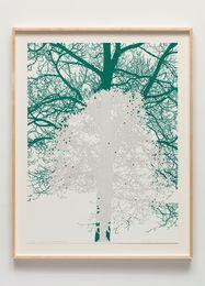 Numbers and Trees: Tiergarten Print Series, #1