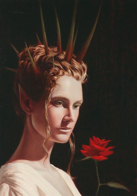 , 'Rose, Queen of Thorns,' 2017, Haven Gallery