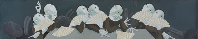 Zhang Jinxi, 'Leisure', 2000-2010, Illuminati Fine Art