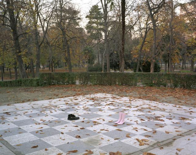 """, '""""Fugas"""",' 2005, Blanca Soto Arte"""