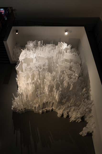 , 'Diagrama,' 2014, Hong Kong Contemporary Art