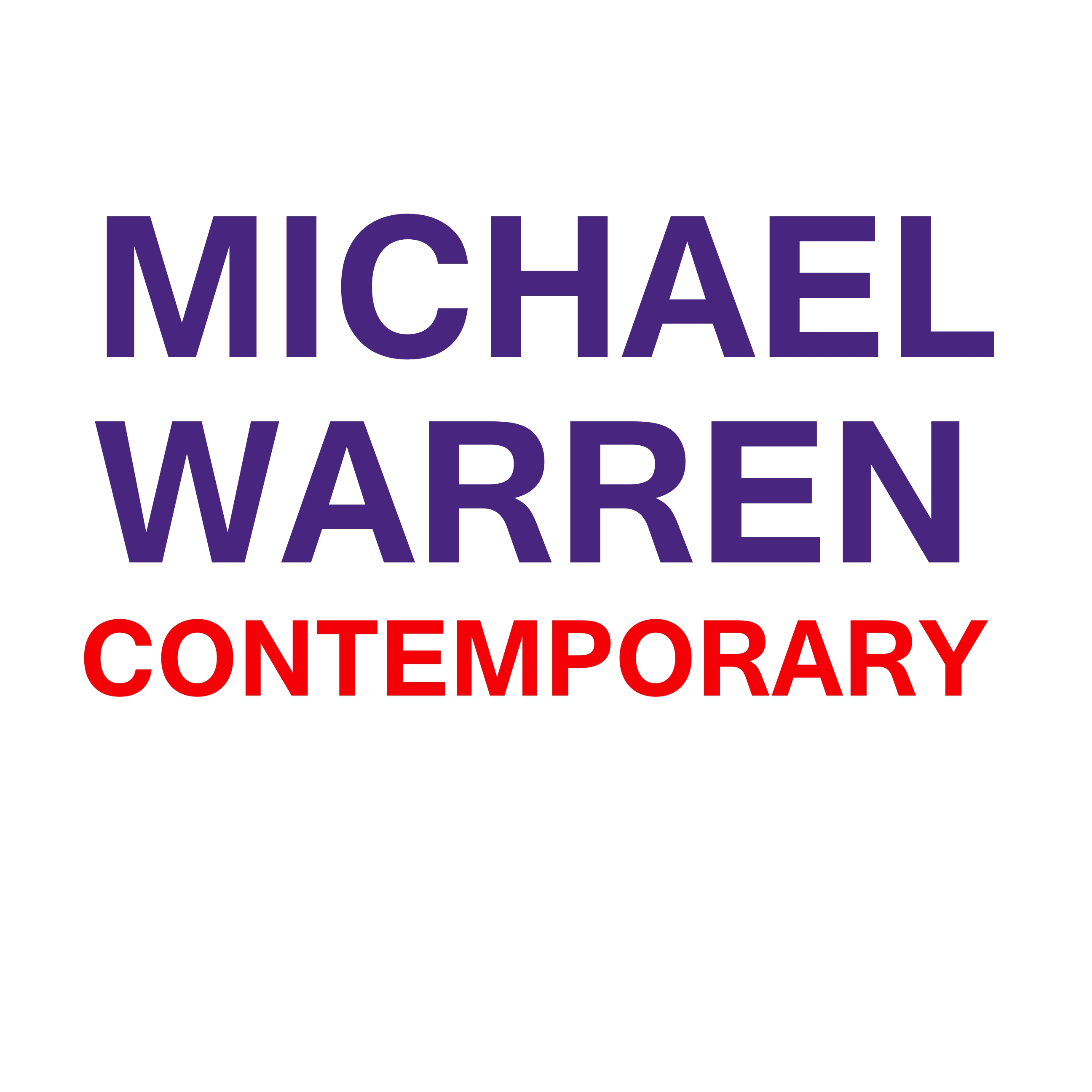 Michael Warren Contemporary