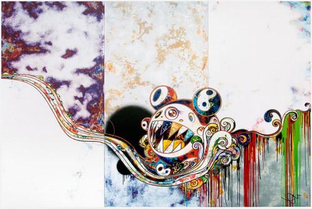 Takashi Murakami, '727772', 2016, Cerbera Gallery