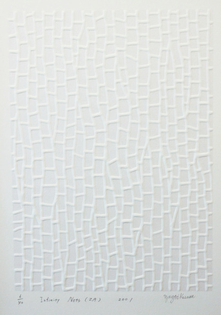 , 'Infinity Nets (ZA),' 2001, SAKURADO FINE ARTS