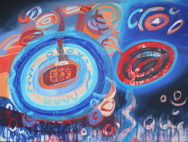 Jacqueline Unanue, 'Gaiamama VII', 2019, Painting, Acrylic on canvas, InLiquid