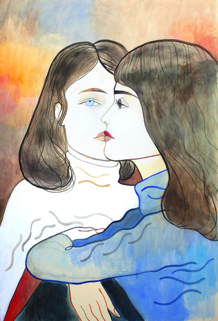 , 'Antoine & Mathilde (1) ,' 2019, Antonine Catzéflis