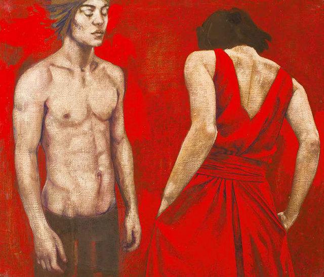 , 'Toxic Cadmium 3,' 2016, Aria Art Gallery