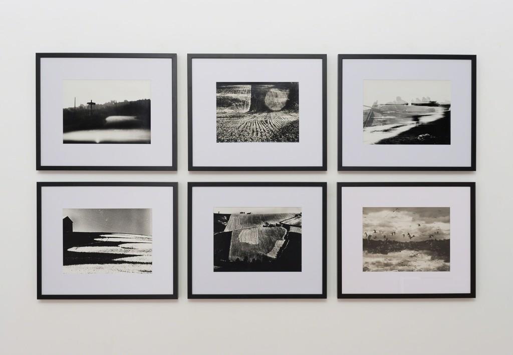 Mario Giacomelli - installation view