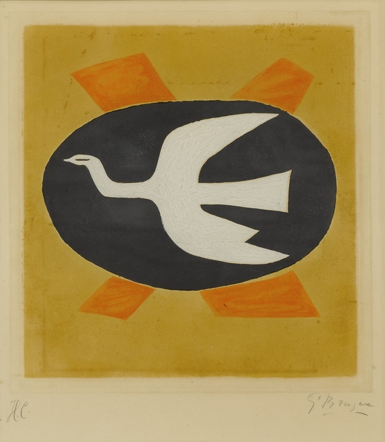 , 'L'Oiseau de Feu,' 1958, Aaron Galleries