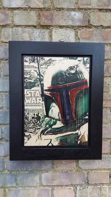 , 'Boba Fett,' 2017, Reem Gallery