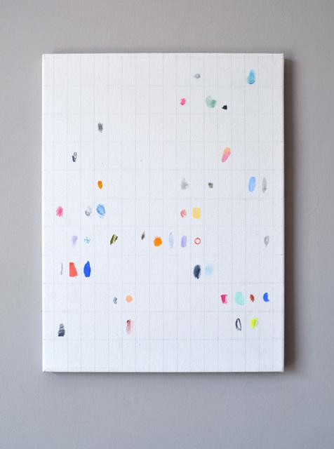 , 'Yearbook: Grid 3,' 2016, Josée Bienvenu