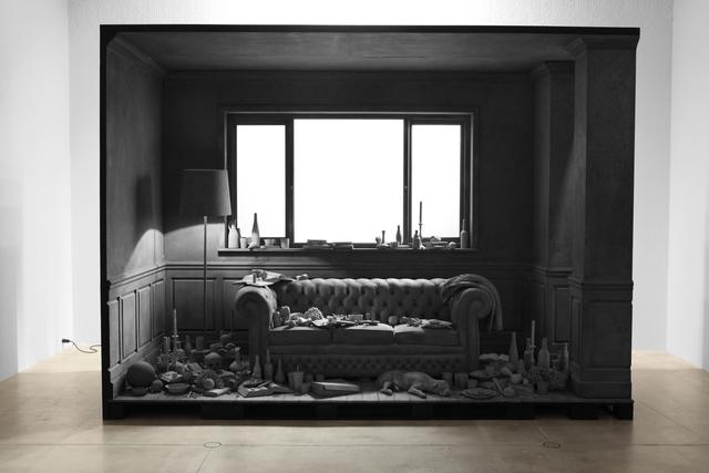 , 'The Lounge,' 2015, Galerie Krinzinger