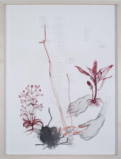 , 'Cannibal Lullaby #2,' 2013, Galerie Nathalie Obadia