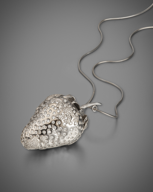 , 'Frozen Strawberry Pendant ,' 2007, Louisa Guinness Gallery
