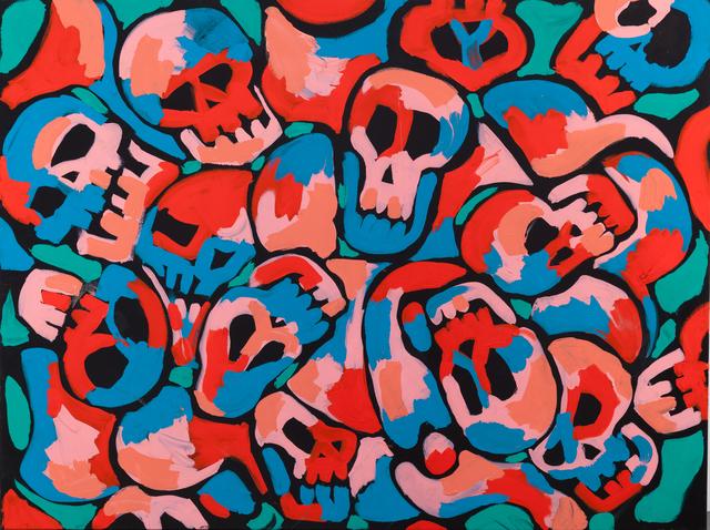 , 'Skulls on Skulls ,' 2016, ACA Galleries