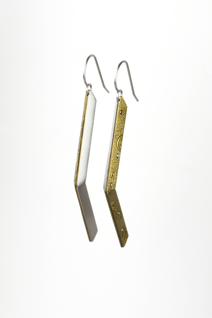 , 'Lunar Angulares Earrings,' 2017, Facèré Jewelry Art Gallery