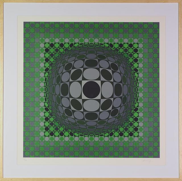Victor Vasarely, 'Untitled', 1970-1990, LAART