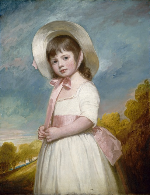 George Romney, 'Miss Juliana Willoughby', 1781-1783, National Gallery of Art, Washington, D.C.