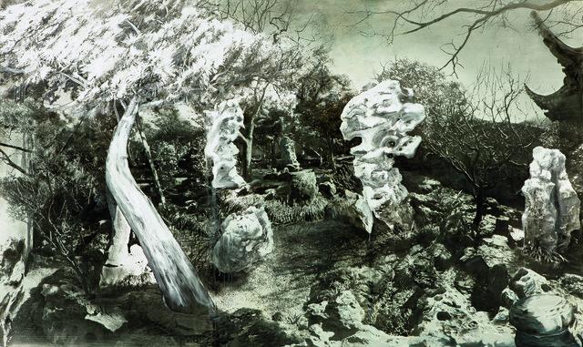 , 'Musheng Garden 3,' 2011, Kunstmuseum Bern