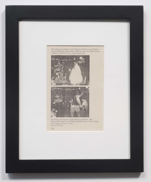 Nicholas Frank, 'Nicholas Frank Biography, page 292 (Fifth Edition)', 2010, Western Exhibitions