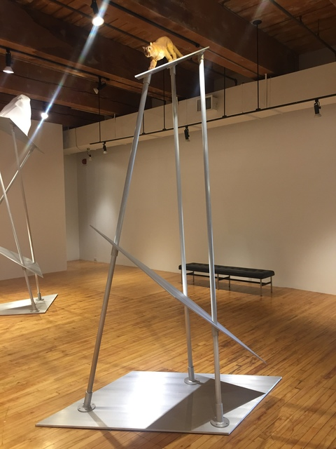 , 'Memories of Tomorrow (cougar),' 2020, Christopher Cutts Gallery