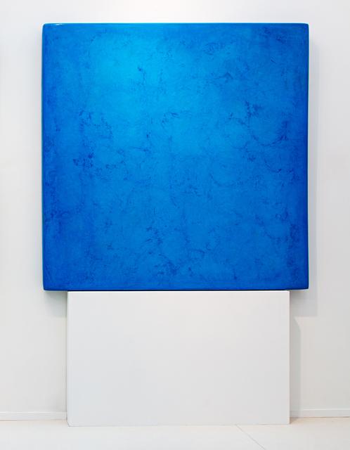 , 'Blue Araash Fresco,' 2005, Serena Morton