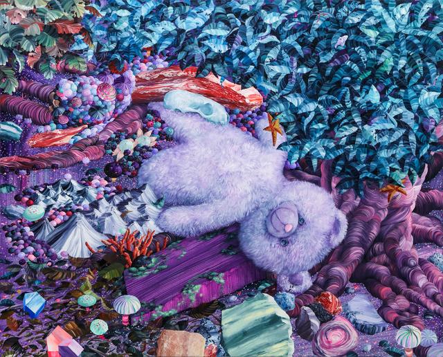 , 'The dream island,' 2018, Mizuma Art Gallery