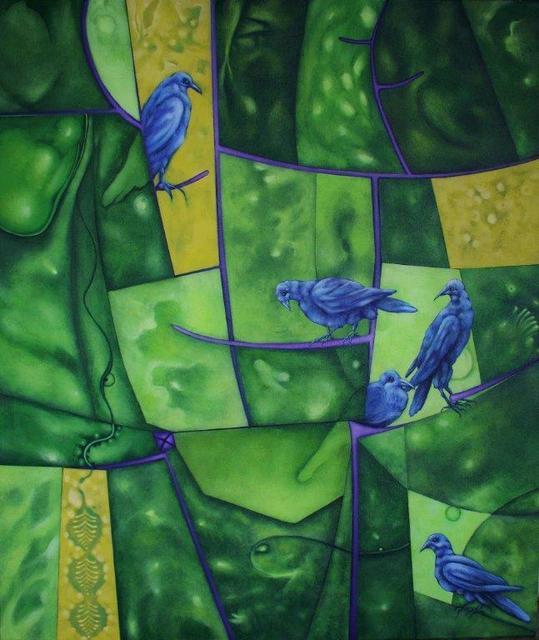 , 'Aviario # 1,' 2018, Biaggi & Faure Fine Art