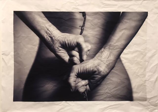, 'Back,' 2016, Galerie Friedmann-Hahn