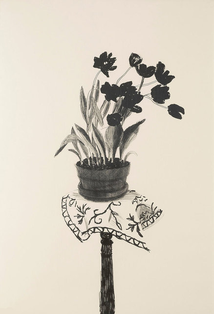 , 'Black Tulips,' 1980, Untitled Projects